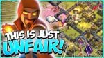 Use This Army NOW, While You Can! TH9 Super Wizard GoVaHo Attack is OP in Clash of Clans by Kenny Jo