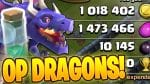 This DRAGON ATTTACK is so EASY even I can do it! – Fix That Rush – Clash of Clans by Clash Bashing!!