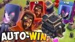 FEELS LIKE CHEATING! TH9 Witch Slap with SUPER WIZARD! Best TH9 Attack Strategies in Clash of Clans by Clash with Eric – OneHive