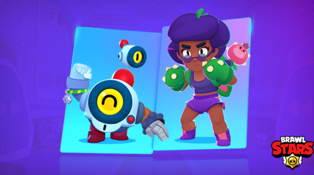 New Gadgets! NANI'S AND ROSA'S 2ND GADGETS! by Brawl Stars