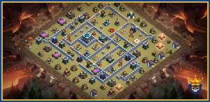 TH 13 CWL base