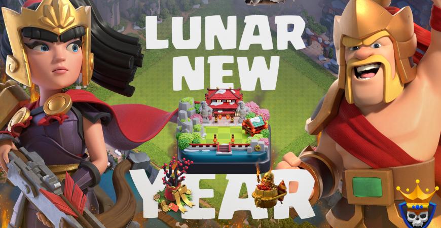 Lunar New Year Celebration Content Splash!