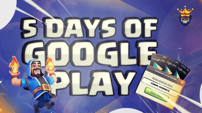 Giveaway! Google Play / iTunes x 5!