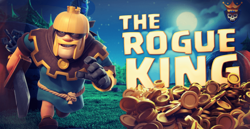New King Skin! The Rogue King Revealed!