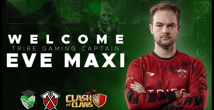 Welcome to Clash School eVe Maxi, new coach