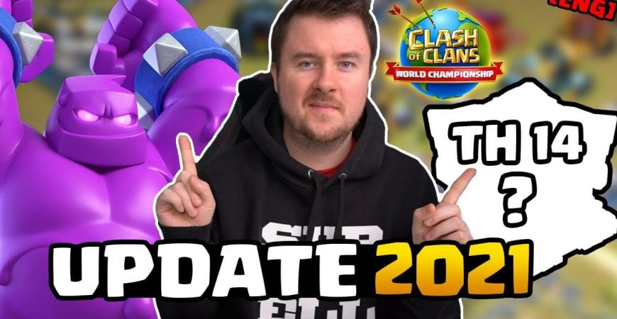 Clash of Clans Update 2021 NEWS | Townhall 14, NEW Feature, Clash Worlds by iTzu [ENG] – Clash of Clans