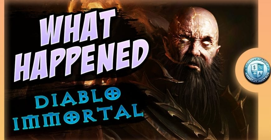 The Story of Diablo Immortal by Scrappy Academy