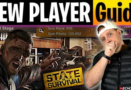 State of Survival – Kill Event Tips for NEW Players by ECHO Gaming