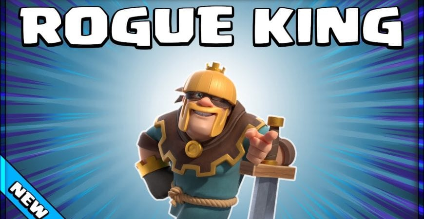 *NEW* MARCH GOLD PASS | NEW HERO SKIN | Rogue King | Clash of Clans by Sir Moose Gaming