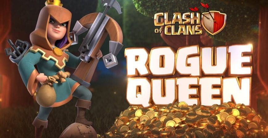 Rogue Queen Takes It All (Clash Of Clans Season Challenges) by Clash of Clans