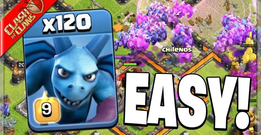 Finishing Achievements with the MASS MINION CHALLENGE! – Clash of Clans by Clash Bashing!!