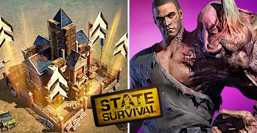 How to Gain Power FAST in State of Survival by ECHO Gaming