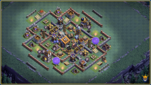 A Builder Hall 9 base. One of the best.