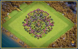 This base is a war loot and trophy base . Yes this is an allrounder base . Enjoy .