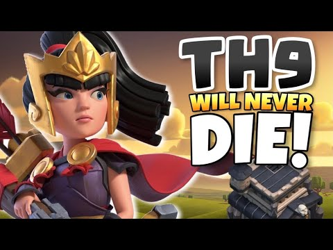 I MISS TH9 SO I HAD TO DO THIS! Best TH9 Attack Strategies Clash of Clans | TH9 Lavaloon Guide by Clash with Eric – OneHive
