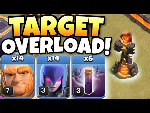 SINGLE INFERNOS CAN'T STOP THIS! TH10 Bat Witch Slap | Best TH10 Attack Strategies | Clash of Clans by Clash with Eric – OneHive