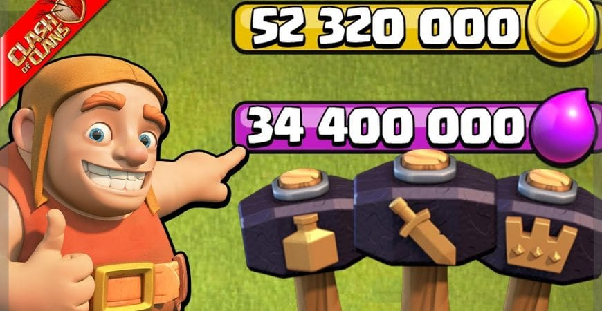 SPENDING OVER 86 MILLION IN LOOT! – Clash of Clans by Clash Bashing!!