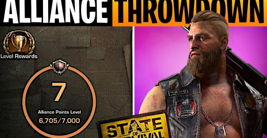 State of Survival Diving into Alliance Throwdown by ECHO Gaming