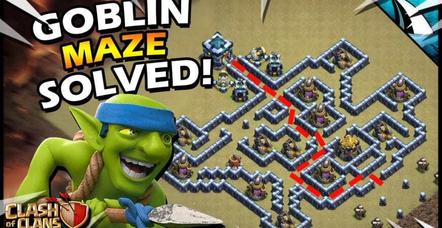Goblin Mazes SOLVED!! WORLD RECORD ATTEMPTS by CarbonFin Gaming