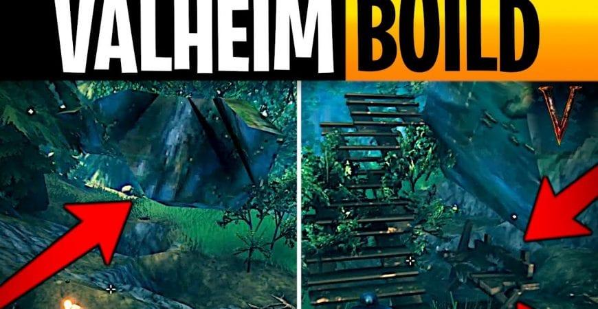 Valheim Floating Copper Deposit -Farming Fortnite Style by ECHO Gaming