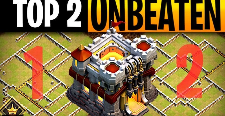 Clash of Clans 2 Unbeaten TH11 Bases by ECHO Gaming