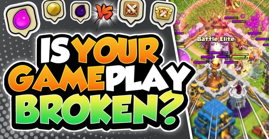 You Could Be Playing All Wrong?! How to Become a Better Player in Clash of Clans by Kenny Jo