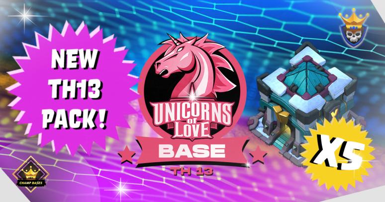 Clash Champs + Unicorns of Love