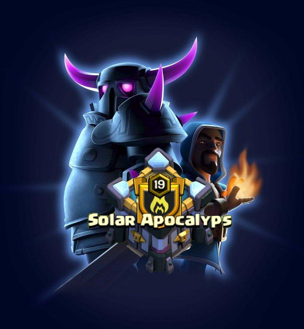 Solar Apocalyps