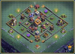 Anti-Witches BH6 Base