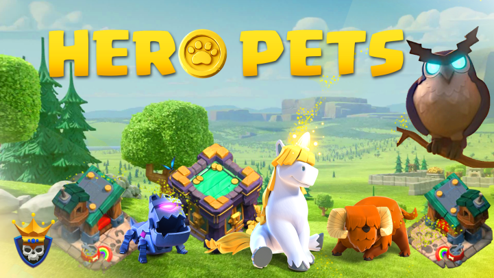 Th14 Update - Hero Pets