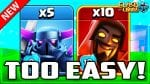 This NEW TH 14 ATTACK is TOO EASY ! Best New Town Hall 14 War Strategy in Clash of Clans 2021 by Clash With Cory