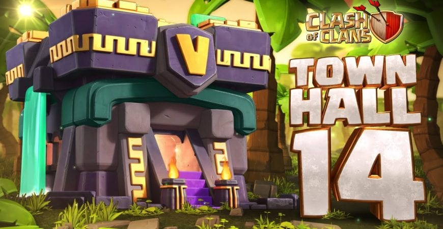 TOWN HALL 14 Is Here! (Clash Of Clans Official) by Clash of Clans