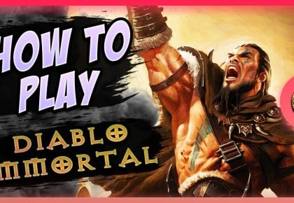 How to get Diablo Immortal Closed Alpha Access by Scrappy Academy