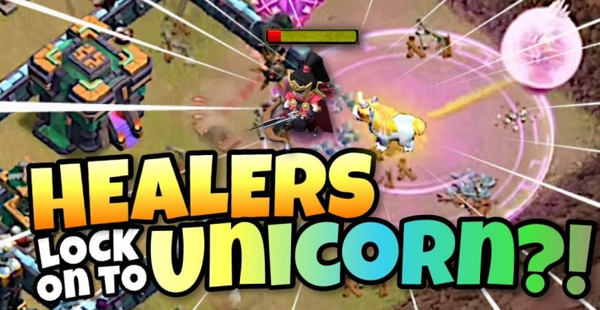 UNICORN STEALS HEALERS?! Pet AI is BROKEN!!! Clash of Clans eSports | ESL Mobile Open Spain by Clash with Eric – OneHive