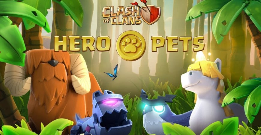 Meet The HERO PETS! (Clash of Clans Official) by Clash of Clans