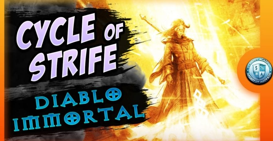 Diablo Immortal PVP Endgame | Cycle Of Strife by Scrappy Academy