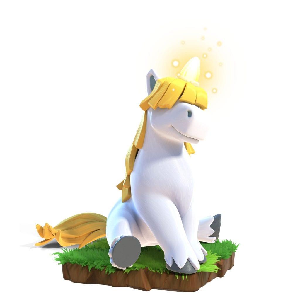Th14 Update Sneak Peek - Hero Pets - Unicorn