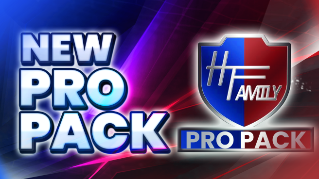 Pro Base Packs (June) Live! Partnership with H.T Family