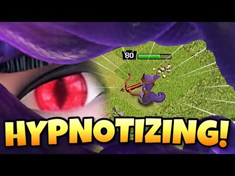 DON'T LOOK HER IN THE EYE! Serpent Queen Emerges from the JUNGLE! Clash of Clans by Clash with Eric – OneHive