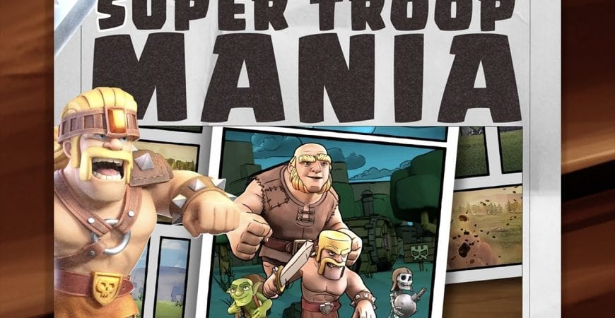 Clash of Clans: Clash Chronicle #3 (Super Troop Mania!) by Clash of Clans