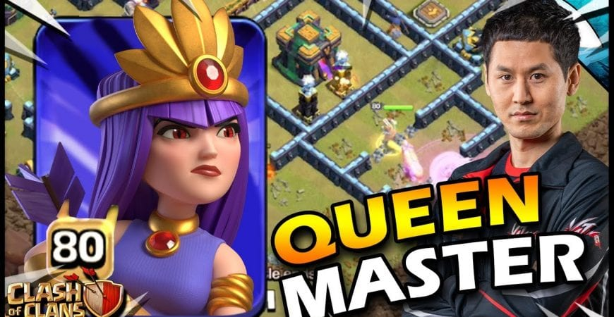 The PROS make this attack look EASY!! Dominate with Queen Charge! by CarbonFin Gaming
