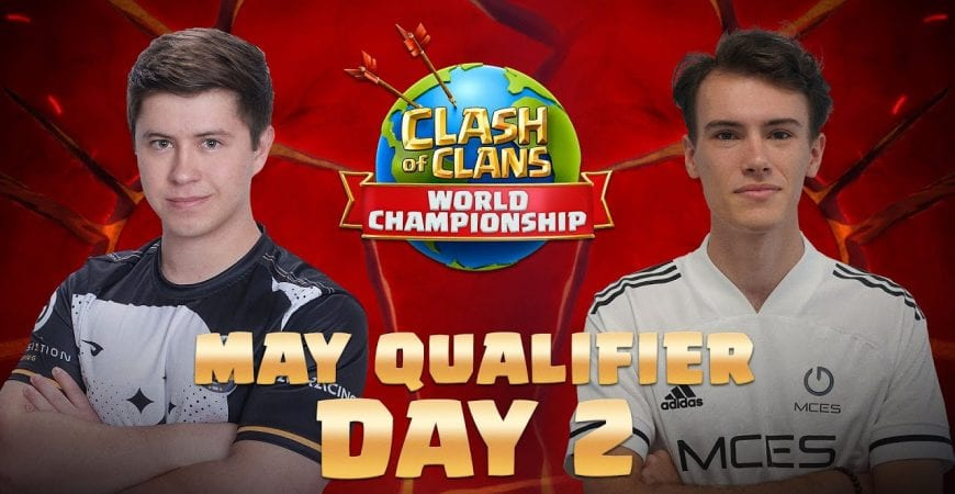 Clash Worlds May Qualifier Day 2 | Clash of Clans by Clash of Clans