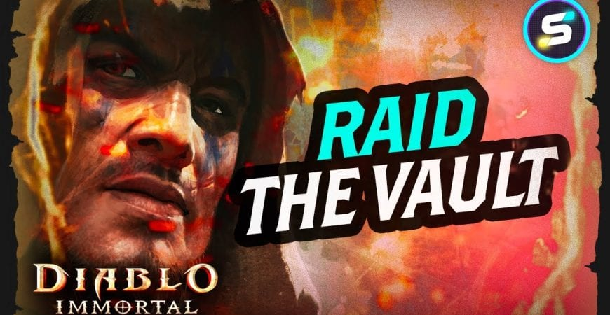 How to Raid the Vault in Diablo Immortal by Scrappy Academy