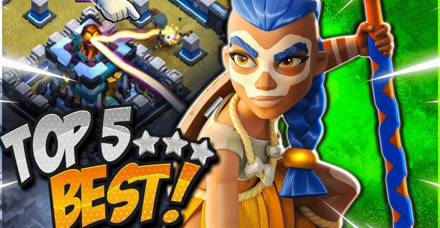 NEW Top 5 BEST TH13 Attack Strategies for 3 Stars in 2021! (Clash of Clans) by CorruptYT