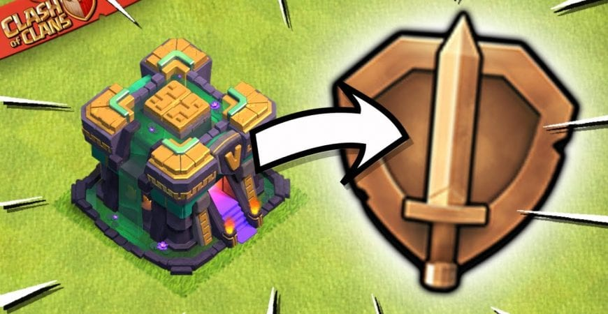 What Happens When a TH14 Attacks in Bronze League? by Judo Sloth Gaming