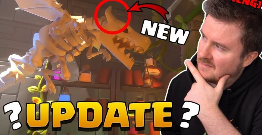 Update Date + new troop leaked ?   Clash of Clans English by iTzu [ENG] – Clash of Clans