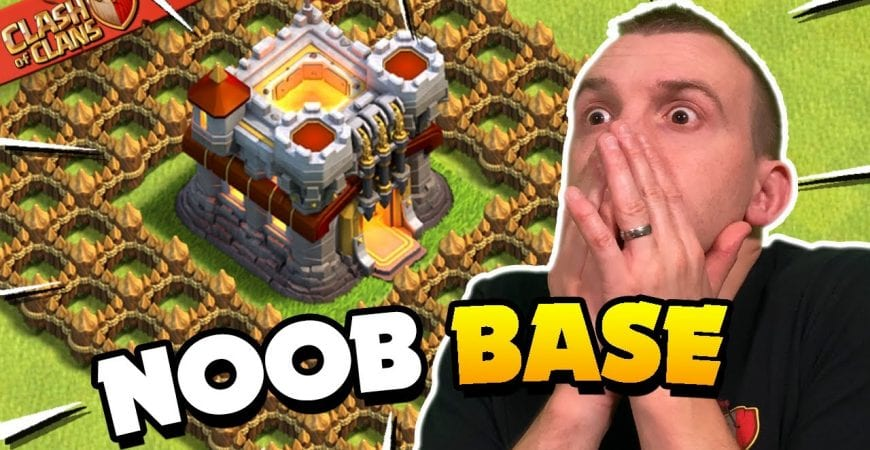 Attacking on My Worst Base in Clash of Clans! by Judo Sloth Gaming