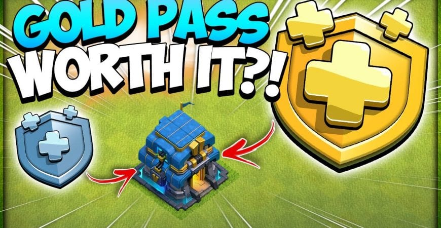 Is The Gold Pass Worth It for TH12?! Clash of Clans Gold Pass 2021 Tips by Kenny Jo