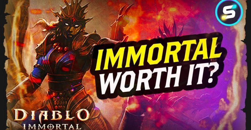 Is Immortality worth it in Diablo immortal? by Scrappy Academy
