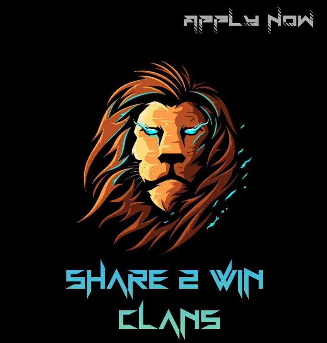 Share 2 Win Clans